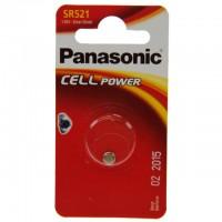 SR521 EL (379) Panasonic Uhrenbatterie