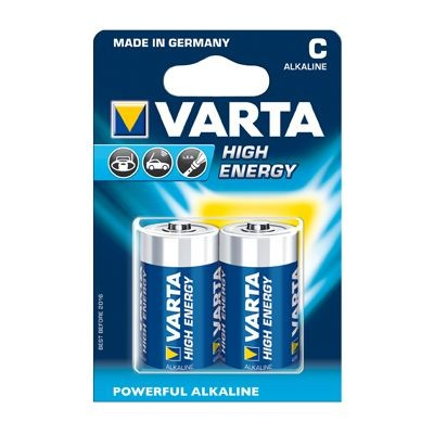 Babyzellen VARTA LR14 Baby-C High Energy 4914 2er Pack