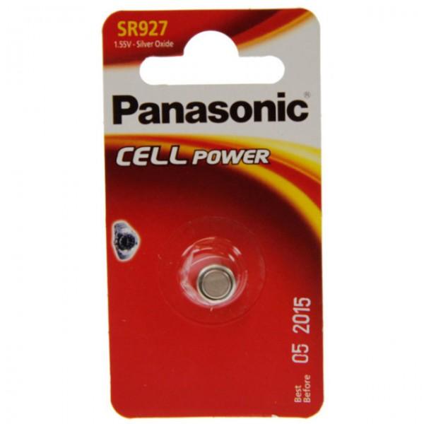 SR927 EL (395) Panasonic Uhrenbatterie