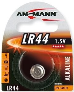 LR44 ANSMANN Knopfzelle