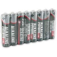 AAA Batterien ANSMANN LR03 Micro RED Alkaline 8er Folie