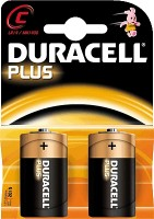 Babyzellen DURACELL LR14 Baby-C Plus Power MN1400 2er Pack