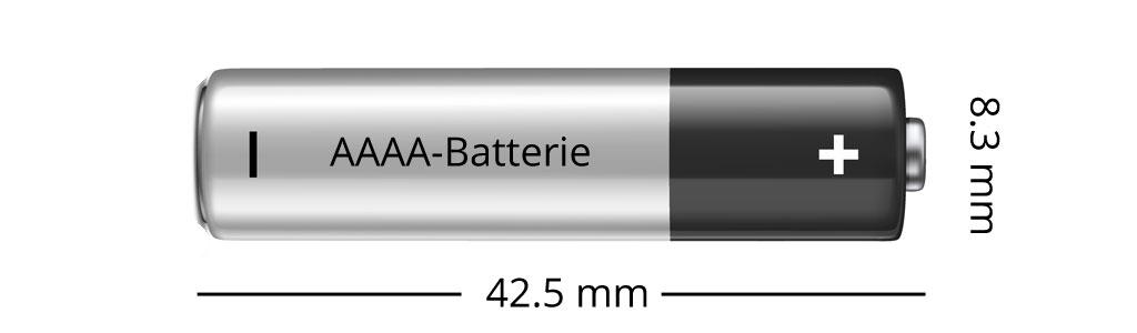 AAAA-Batterien