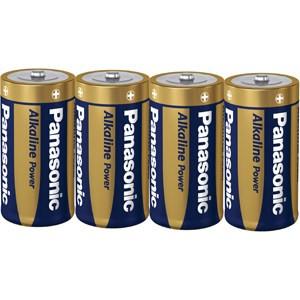 Babyzellen PANASONIC LR14 Baby-C Alkaline Power 4er Pack