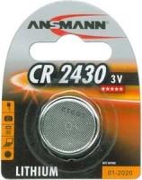 CR2430 ANSMANN Knopfzelle Lithium 1er Pack
