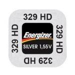 329 Energizer Uhrenbatterie