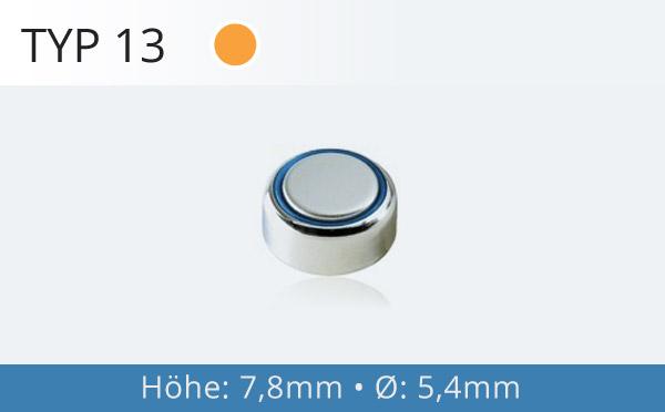 h rger tebatterien typ 13 top qualit t im shop batterien. Black Bedroom Furniture Sets. Home Design Ideas