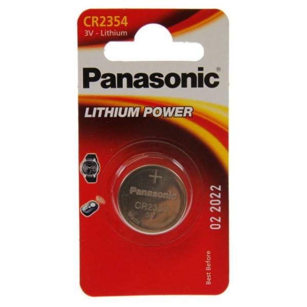 CR2354 PANASONIC Knopfzelle Lithium