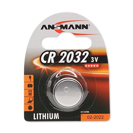 CR2032 ANSMANN Knopfzelle Lithium