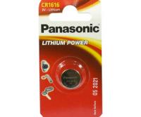 CR1616 PANASONIC Knopfzelle Lithium