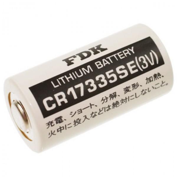 FDK CR17335SE Lithium 2/3A