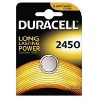 CR2450 DURACELL Knopfzelle Lithium 1er Pack