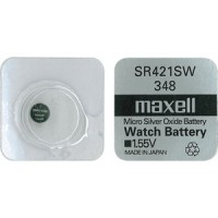 SR421SW Maxell Uhrenbatterie