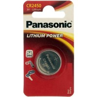CR2450 PANASONIC Knopfzelle Lithium 1er Pack