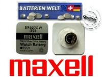 SR927SW Maxell Uhrenbatterie