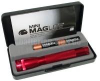 Mini Mag AA rot