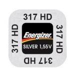 317 Energizer Uhrenbatterie