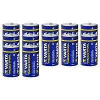 Monozellen VARTA LR20 Mono-D Industrial 4020 10er Pack