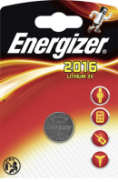 CR2016 ENERGIZER Knopfzelle Lithium 1er Pack