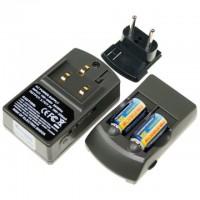 Ladegeräte-Set für Akku CR2 - Connect3000