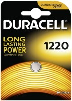 CR1220 DURACELL Knopfzelle Lithium 1er Pack