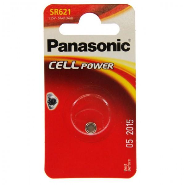 SR621 EL (364) Panasonic Uhrenbatterie
