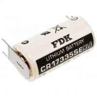FDK CR17335SE-FT1 Lithium 2/3A mit 3er PRINT
