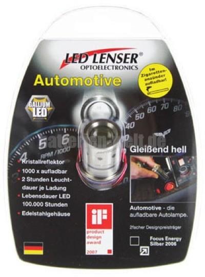 Led-Lenser Automotiv Blister