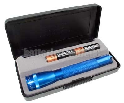 Mini Mag AA blau