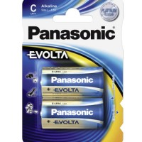 Babyzellen PANASONIC LR14 Baby-C Evolta 2er Pack