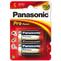 Babyzellen PANASONIC LR14 Baby-C Pro Power 2er Pack
