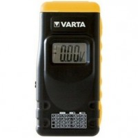 Varta Batterie Tester 891 LCD digital