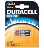 AAAA Batterien DURACELL LR61 Mini Ultra Power MN2500 2er Pack