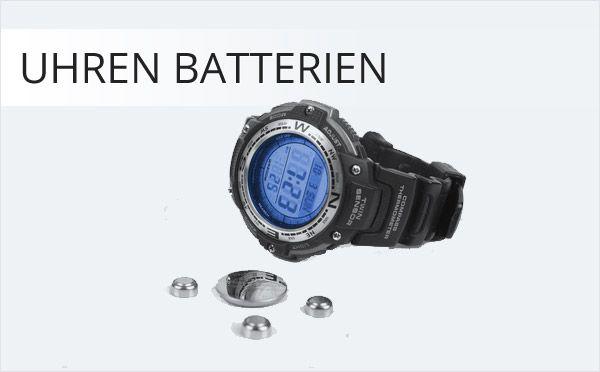 Uhren Batterien