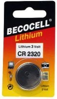 CR2320L BECO Knopfzelle Lithium