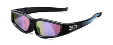 CR2032 für 3D TV-Brille