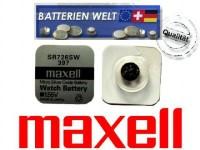 SR726SW Maxell Uhrenbatterie