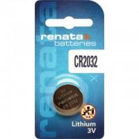 CR2032 RENATA Knopfzelle Lithium