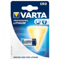 CR2 VARTA Professional Lithium 1er Pack