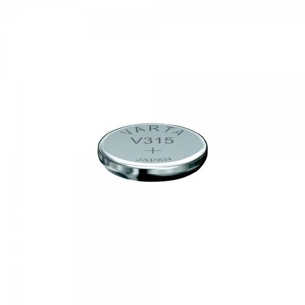 315 Varta Uhrenbatterie