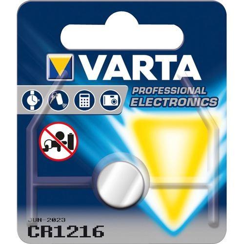 CR1216 VARTA Knopfzelle Lithium