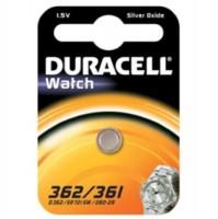 362/361 Duracell Uhrenbatterie