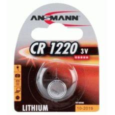 CR1220 ANSMANN Knopfzelle Lithium 1er Pack