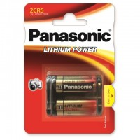 2CR5 PANASONIC Lithium Power