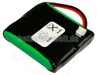 Akku für AUDIOLINE SLIM DECT TEXET TX-D7400