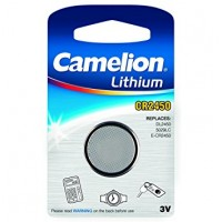 Camelion CR2450 Lithium Knopfzelle 1er Pack