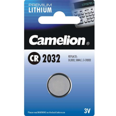 CR2032 CAMELION Knopfzelle Lithium
