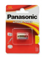 Panasonic CR2 Photo Power CR2L - 1er Pack