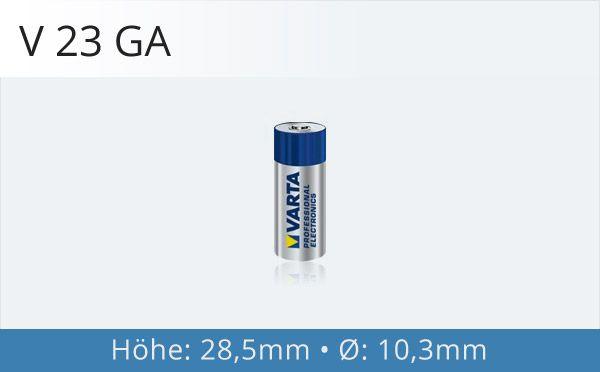 V23GA Fotobatterie