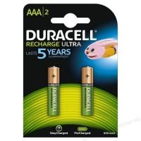 Duracell AAA Akku Recharge Ultra Micro 850mAh 2er